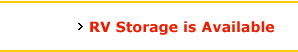 RV Storage is Available